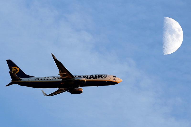 Ryanair перевезет 100 млн человек