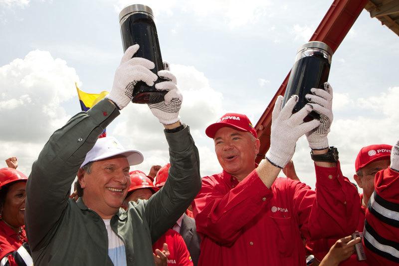 «Роснефть» предложила венесуэльской PDVSA выкупить у нее часть доли в их совместном предприятии