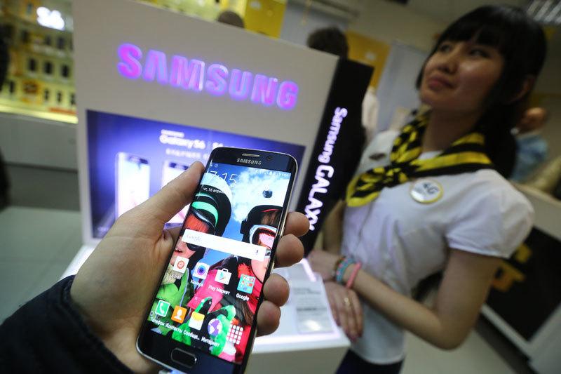 «Вымпелком» снизил цены и на старые, и на новые модели смартфонов Samsung