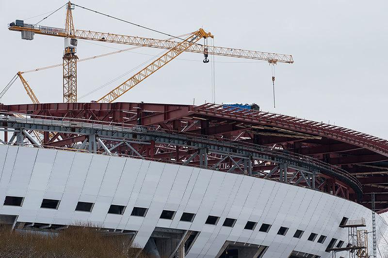 День задержки обойдется строителям в 2 млн рублей