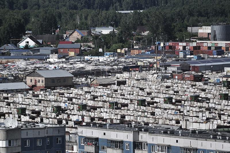 Вещевой рынок «Гусинобродский» в Новосибирске будет закрыт на четыре месяца позже обещанного