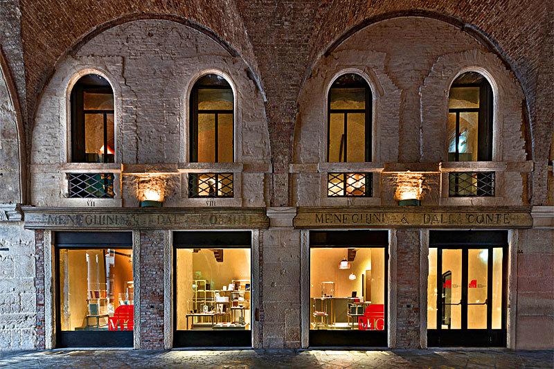 Музей ювелирного искусства в Виченце разместился в историческом помещении базилики Палладиана