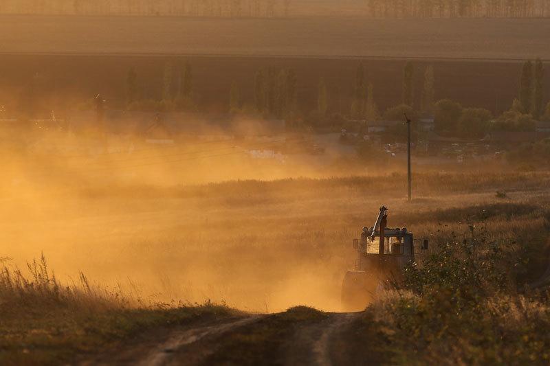 Сейчас в России обрабатывается лишь 2/3 сельхозугодий
