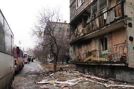 Экономическая ситуация на востоке Украины столь же тяжела, как положение жителей Углегорска