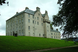 Шотландский замок Грант XV века
