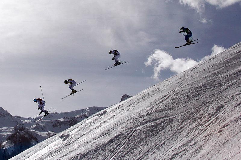 В Нижегородской области есть где покататься на горных лыжах