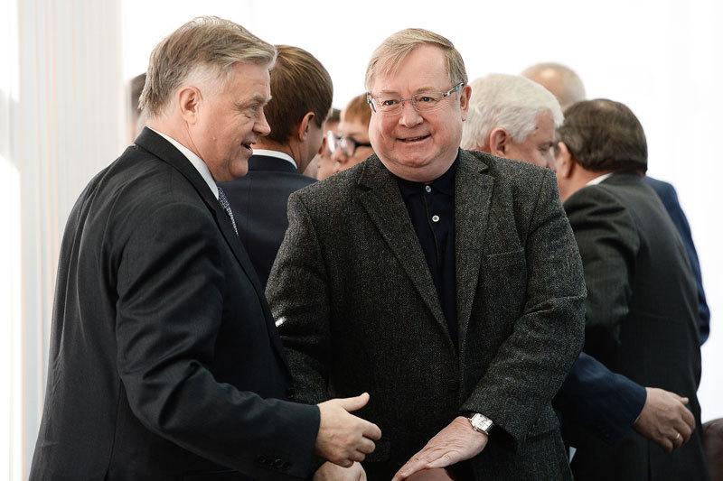Владимир Якунин высказал мнение, что Сергей Степашин был бы хорошим кандидатом на пост президента РФС