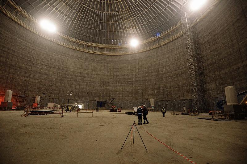 Строительство завода по производству СПГ на Ямале