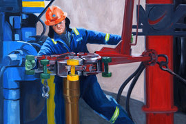 Участники американского рынка капитала пока готовы продолжать финансировать сланцевую нефтедобычу