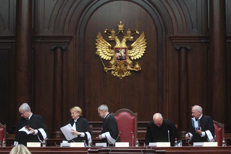 Дожидаться исполнения решения Конституционного суда приходится до 10 лет