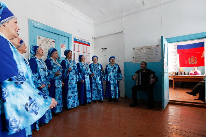 Законопроект о совмещении выборов в Госдуму 2016 г. с сентябрьским единым днем голосования будет внесен в нижнюю палату до конца этой недели
