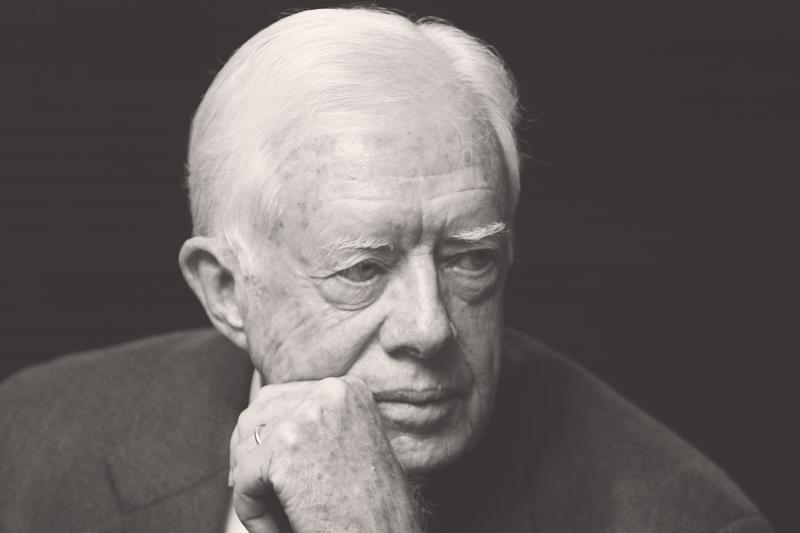 Экс-президент США Джимми Картер быстро превратился из «честного» в «слабого»