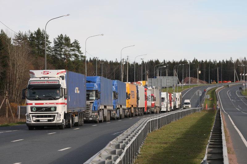 Плата с тяжелых грузовиков может быть снижена в 6 раз