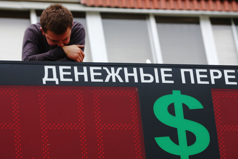 Российским банкам валюта, кажется, больше не нужна