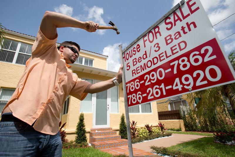 В апреле 53% всех ипотечных кредитов в США, имеющих госгарантии, выдали «теневые банки»