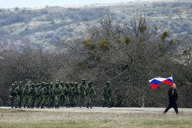 Меркель поставила в один ряд лихорадку Эбола, действия боевиков ИГ и «аннексию Крыма»