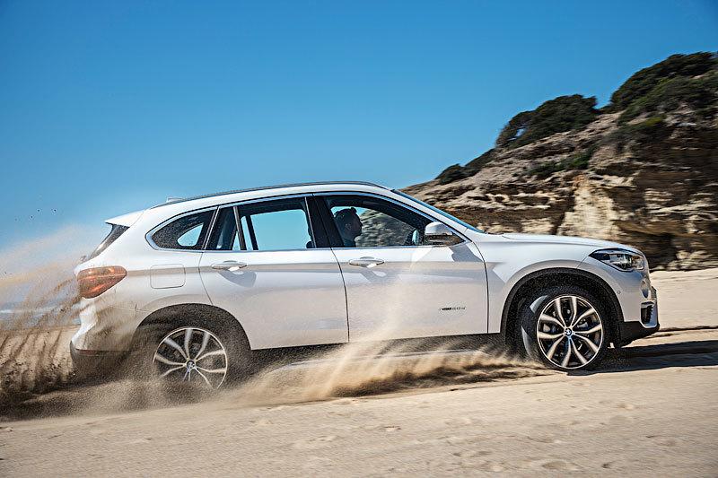 BMW представила новое поколение кроссовера X1