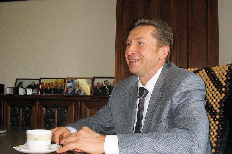 Владелец «Юга Руси» Сергей Кислов
