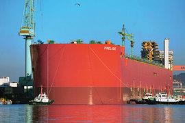 Shell считает, что ее проект плавучего завода СПГ может пригодиться для российской Арктики