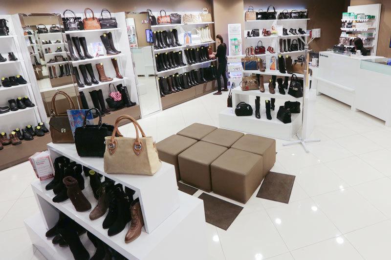 Крупный российский продавец обуви – новосибирская «Обувь России» – создает свою платежную систему