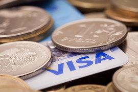 ЦБ уверяет, что получил на обработку все карты Visa, однако банкиры пока этого не заметили