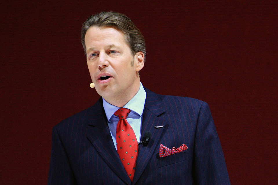 Новым директором по дизайну Bentley Motors с 1 июля станет Штефан Зилафф