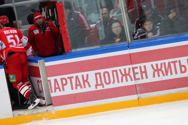 Хоккейный клуб «Спартак» в предстоящем сезоне вернется в чемпионат КХЛ