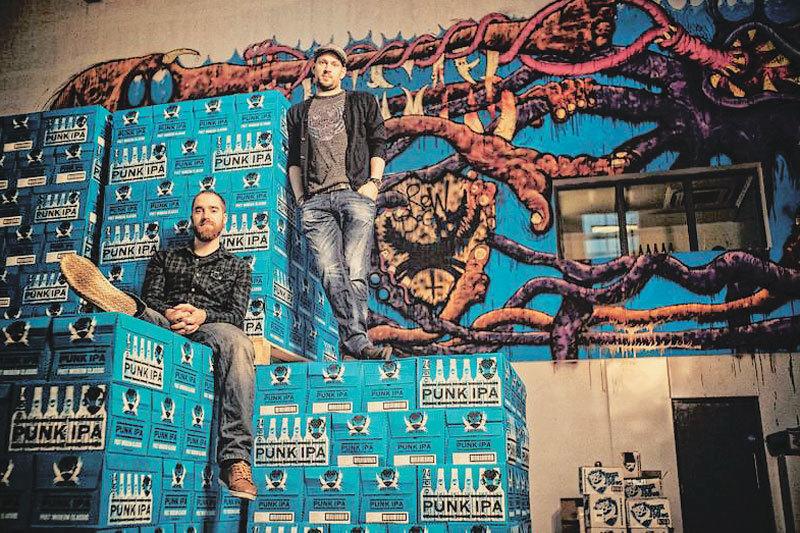 Шотландская пивоварня BrewDog собрала за 20 дней 5 млн фунтов
