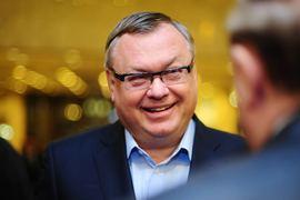 """ВТБ готов рефинансировать долги """"Мечела"""", сказал предправления банка ВТБ Андрей Костин"""