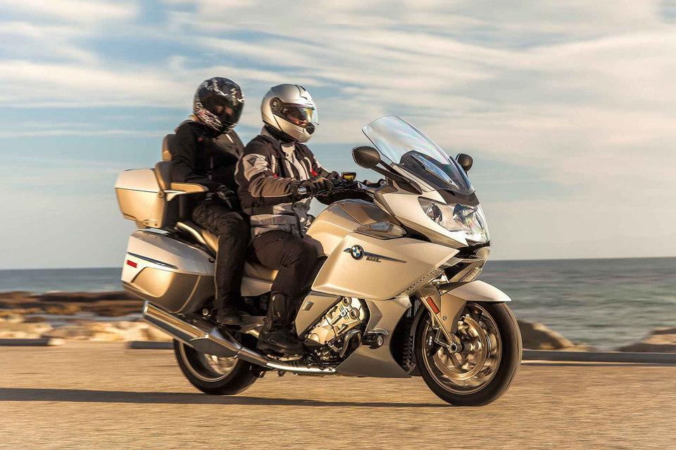 Топовый туристический мотоцикл BMW K 1600 GTL Exclusive
