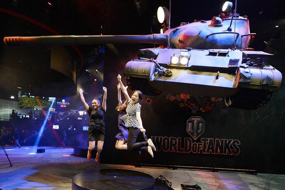 Разработчик игры World of Tanks запустил туристический сервис