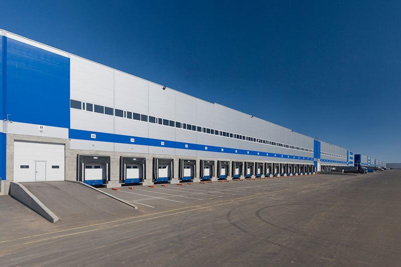 «ПНК-Чехов» – один из первых крупных складских комплексов на российском рынке