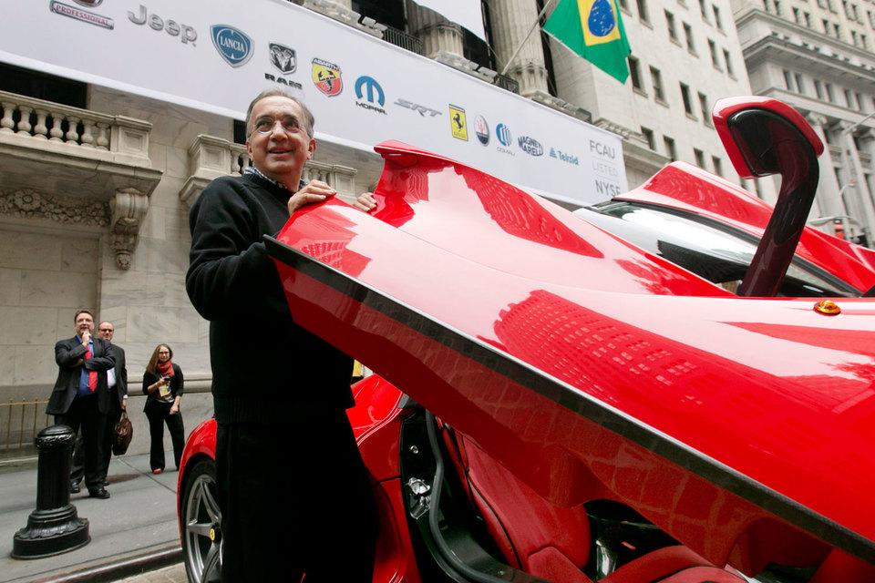 Гендиректор Fiat Chrysler Серджио Маркионне продолжает продвигать идею о консолидации мировой автопромышленности и готов объединить свою компанию с General Motors
