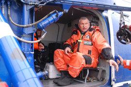 «Роснефть» может получить долю в капитале компании, которая будет производить для нее вертолеты AW189