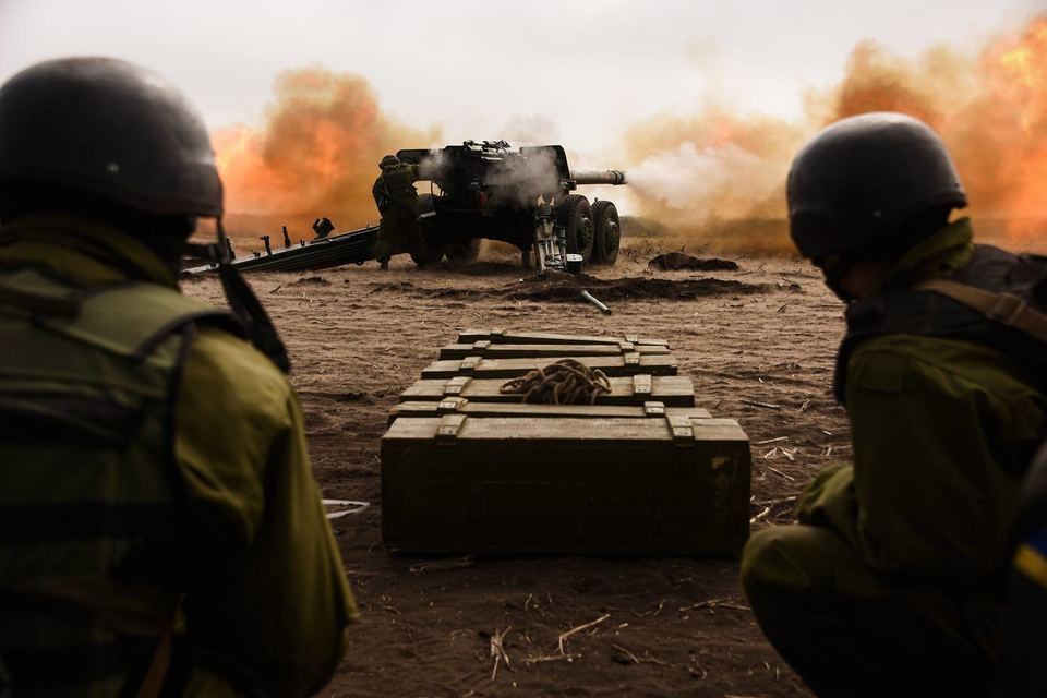 Жители стран НАТО не хотят вооруженного противостояния