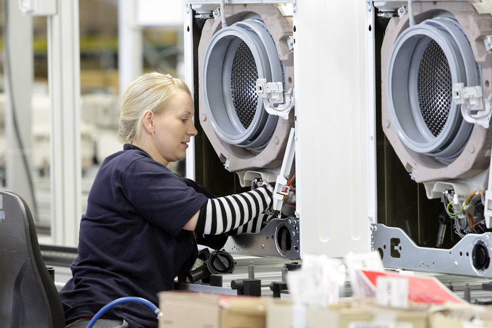 Производитель бытовой техники германская Bosch und Siemens Hausgerate хочет удвоить российскую выручку за 10 лет, несмотря на падающий рынок