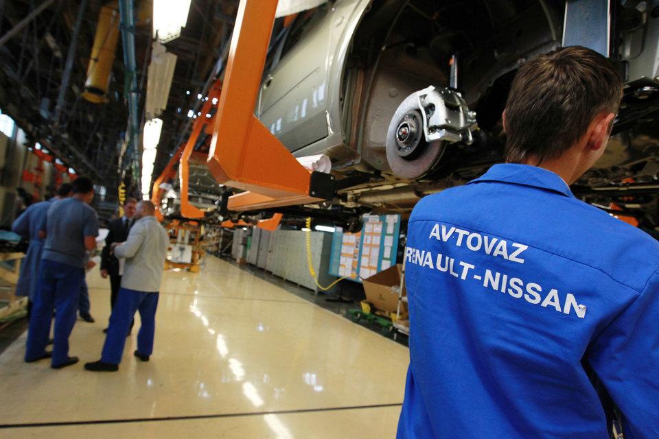 В этом году «АвтоВАЗ» планирует произвести для альянса Renault-Nissan 160 000 автомобилей