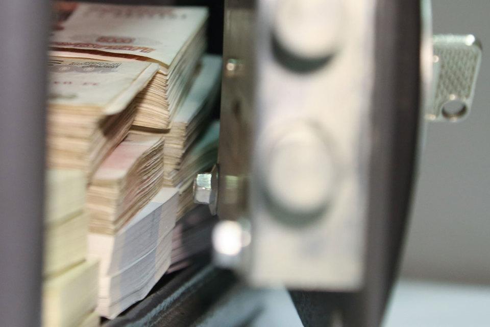 Доходы городского бюджета исполнены на 35,7%