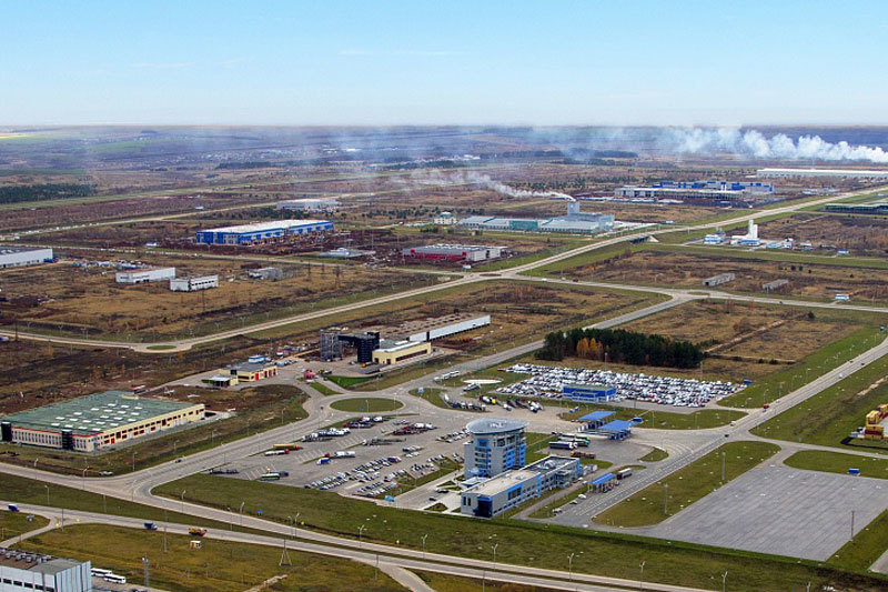 «Алабуга» – лидер среди российских ОЭЗ по привлеченным инвестициям