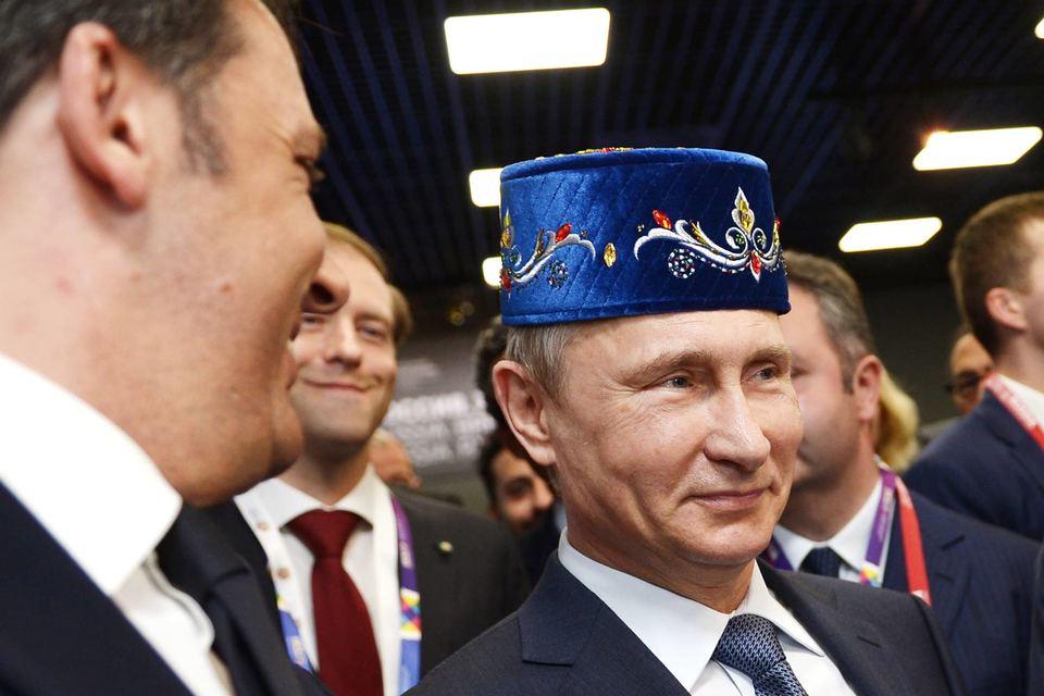 Путин рассказал, что Италия потеряла от введения санкций против России