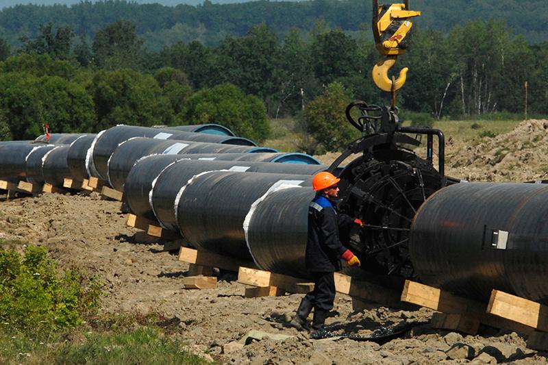 России не хватает строителей трубопроводных систем