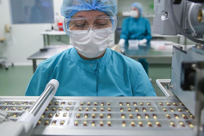 «Р-фарм» планирует продавать свои препараты во всем мире