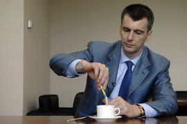 Михаил Прохоров, владелец группы «Онэксим»