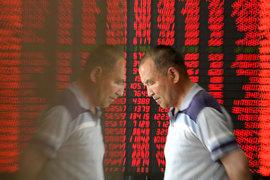 Стоимость фондового рынка Китая преодолела отметку $10 трлн, более чем удвоившись за год