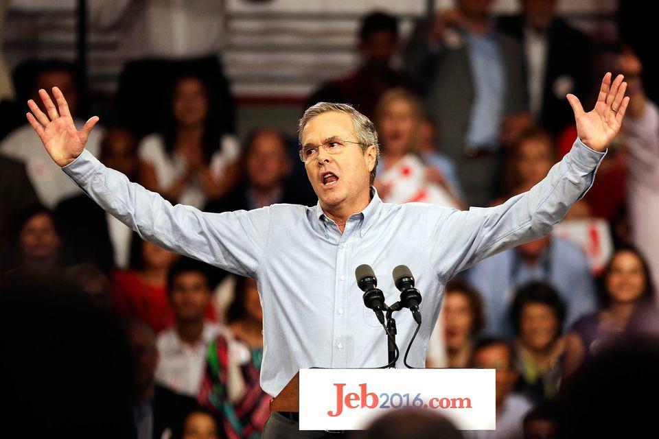 Экс-губернатор Флориды Джеб Буш вступил в президентскую гонку