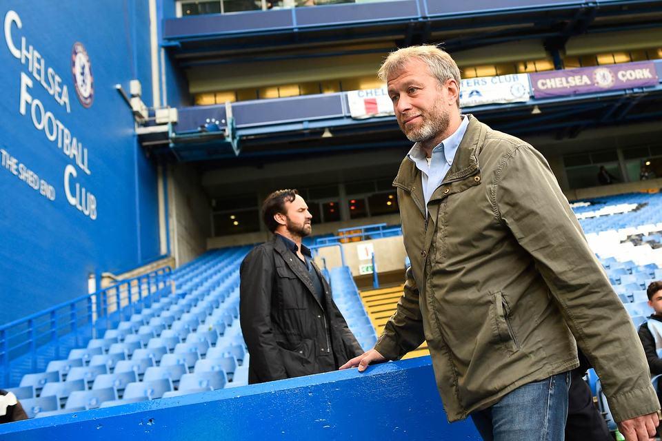Роман Абрамович изучает возможность реконструкции стадиона для своего футбольного клуба Chelsea