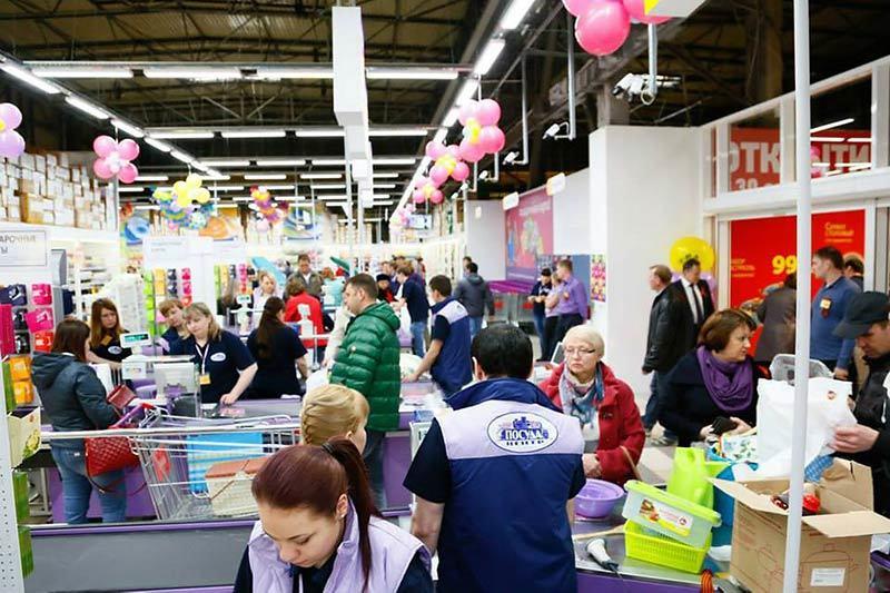 Ассортимент товаров для дома ритейлера «Посуда центр» превышает 20 000 наименований