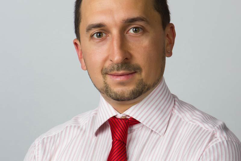 Управляющий компании «Генстройпроект» Михаил Донченко