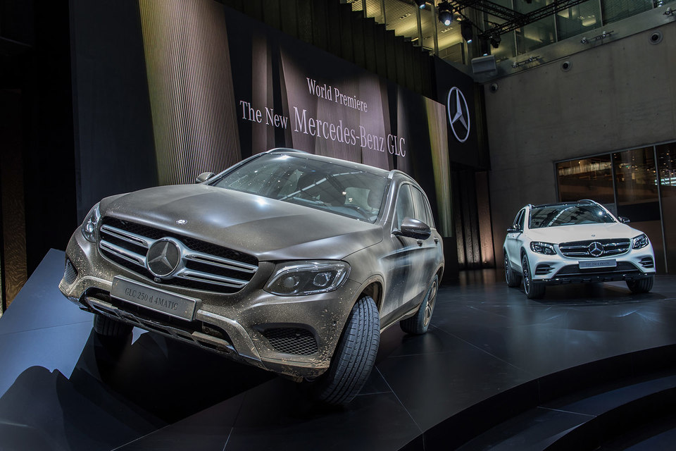 «Мы ожидаем, что Mercedes-Benz GLC станет лучшим в своем сегменте», — сказал гендиректор Daimler Дитер Цетше на презентации модели в Германии