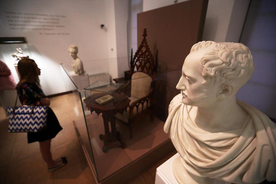 НиколайI – один из героев выставки о Дон Кихоте